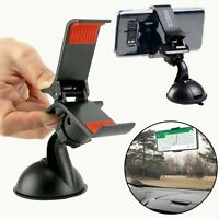 Car Windshield Mount 360 Phone Holder for Apple iPhone 12 Pro Max, 11, XS, XR, 8
