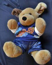 NEW Build A Bear Workshop Dog Stuffed Animal Children's Kids Toy Plush
