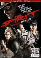 THE SPIRIT (TWO-DISC SPECIAL EDITION) (BILINGUAL) (DVD)