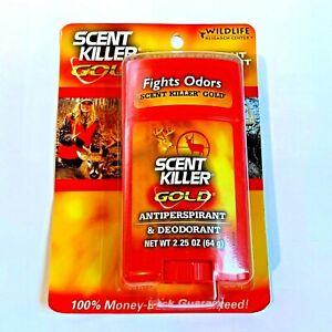 Scent Killer Gold Antiperspirant Deodorant Wildlife Research