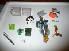 Transformers lot Animated Swoop Action Masters Grimlock MP Soundwave cubes ++