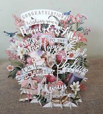 Auguri Matrimonio : Biglietti auguri matrimonio 3d acquisti online su ebay