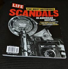 The Most Notorious Scandals in American History Magazine, Time Life Special,2015