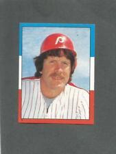 1982 O-Pee-Chee Baseball Sticker Mike Schmidt #5 Philadelphia Phillies *MINT*