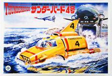 Aoshima 1; 48 SCALA Thunderbird 4 PLASTIC MODEL KIT * più economici su eBay-UK STOCK