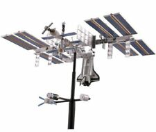 International Space Station (Painted Plastic Model) 1/700 New from Japan F/S