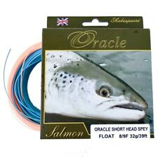 Shakespeare Oracle Short Head Spey Fly Line - Floating ** New 2020 Stocks **