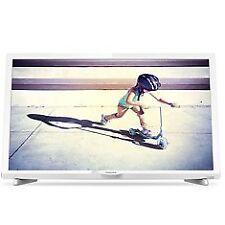 Televisores de color principal blanco videollamada 720p (HD)