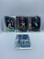 Panini Prizm EMERGENT ROOKIE CARD Lot - 4 Cards PACK FRESH