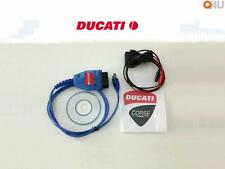 Ducati Motor diagnostic, cable, software, Gilera, Mv August, Moto Guzzi, Morino
