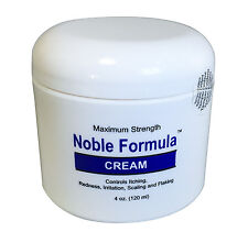 Noble Formula Cream with Pyrithione Zinc (Znp) .25% - Maximum Strength