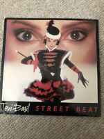 TONI BASIL Street Beat 7 INCH VINYL UK Radial 1983 B/W Rock On Pic Sleeve TIC12