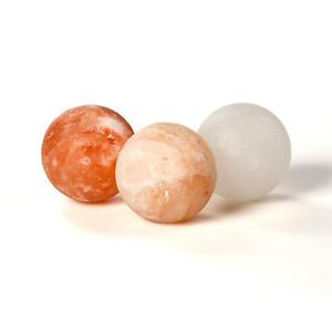 HIMALAYAN MASSAGE STONE BALL | 10 PACK | Hot Stone Soap Natural Deodorant Bath