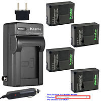 Kastar Battery AC Charger for GoPro AHDBT-201 GoPro AHDBT-301 GoPro AHDBT-302
