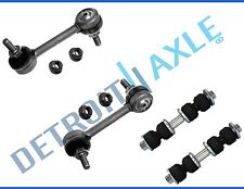 New 4pc Kit: Front and Rear Stabilizer Sway Bar End Links for GM - AWD Models