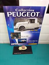 16.02.20.1 Hachette collection NOREV 1/43 Peugeot VLV 1941 + fascicule