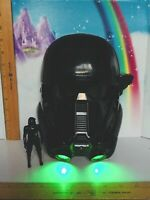 STAR WARS ROGUE ONE Imperial DEATH TROOPER Voice Change LED Lighted Mask HELMET