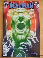 DEADMAN #4 (of 6) (2018 DC Comics) ~ VF/NM Book
