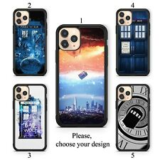 Doctor Who Tardis case for iphone 11 XR Pro SE Max X XS 8 plus 7 6 TPU cover SN