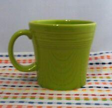 Fiestaware Lemongrass Tapered Mug Fiesta Green 15 ounce Mug