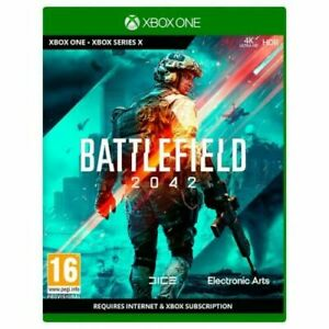 Battlefield 2042 XBOX One **Pre Order** 2021 19th November