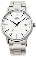Orient RA-AC0E02S Maestro Automatic White Dial Stainless Steel Men's Watch