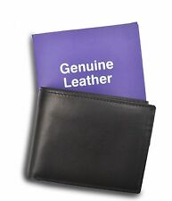 Brand New Genuine Leather Mens Soft Wallet Bank Moneybag Card Holder Purse Coin