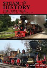 Steam Into History: The First Year, a DVD by Yard Goat Images