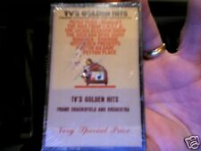 Frank Chacksfield & Orchestra- TV's Golden Hits- new/sealed cassette tape