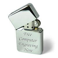 Engraved Lighter Usher Bestman Wedding Birthday Present