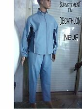 JOGGING TENUE D INTERIEUR ENSEMBLE DECATHLON VESTE + PANTALON TM 38/40/42 NEUF