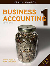 Frank Wood's Business Accounting 1 (v. 1)-ExLibrary
