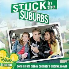 Stuck in the Suburbs by Various Artists CD **CASE IS CRACKED*** NEW