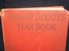 BSA Vintage 1927 THE BOY SCOUTS YEARBOOK
