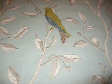 DESIGNER SANDERSON FINCHES COTTON ANY COLOUR CURRENT RANGE