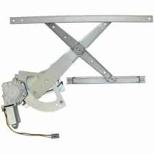 Power Window Motor and Regulator Assembly-Window Assembly Front Left ACI 83210