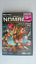 Project: Nomads (PC: Mac and Windows/ Windows, 2002)