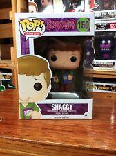 Pop Animation Scooby-Doo Shaggy POP 150 Funko Pop Vinyl EXPERT PACKAGING