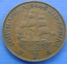 Zuid Afrika - South Africa 1 Penny 1944 George VI -  KM# 25