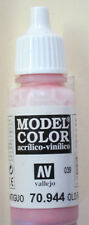 Vallejo Model Color Paint: 17ml  Old Rose 70944 (M039)