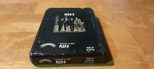 Kiss- Dressed To Kill- 8 Track Tape- Tested
