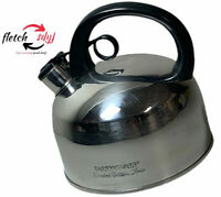 Farberware Limited Edition Series Whistling Tea Kettle Pot Stainless Steel