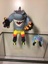 Street Sharks Extreme Dinosaurs RIPSTER & SMASH 90s❗️RAR❗️