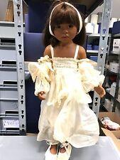 Philip Heath Vinyl Puppe 62 cm. Signiert !! Top Zustand