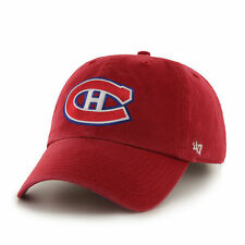 Montreal Canadiens Red '47 Brand Cap Hat - Brand New