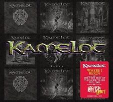 KAMELOT - WHERE I REIGN-VERY BEST OF THE NOISE YEARS (1995-2003) 2 CD NEW+