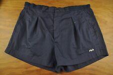 "Vtg 80's Fila Tennis Shorts - Ibiza Glanz - 36"" Large x688"