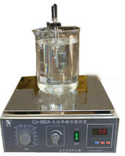 10L Digital Thermostatic  Magnetic Stirrer mixer with hotplate