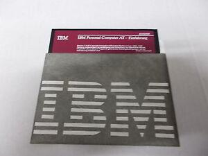 IBM Personal Computer At- Einführung Version 2.10, German, 62X9358, 13,3 CM