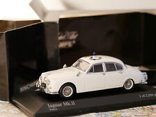 MINICHAMPS JAGUAR MK II 1959 POLICE ART. 430130690    NEW 1:43